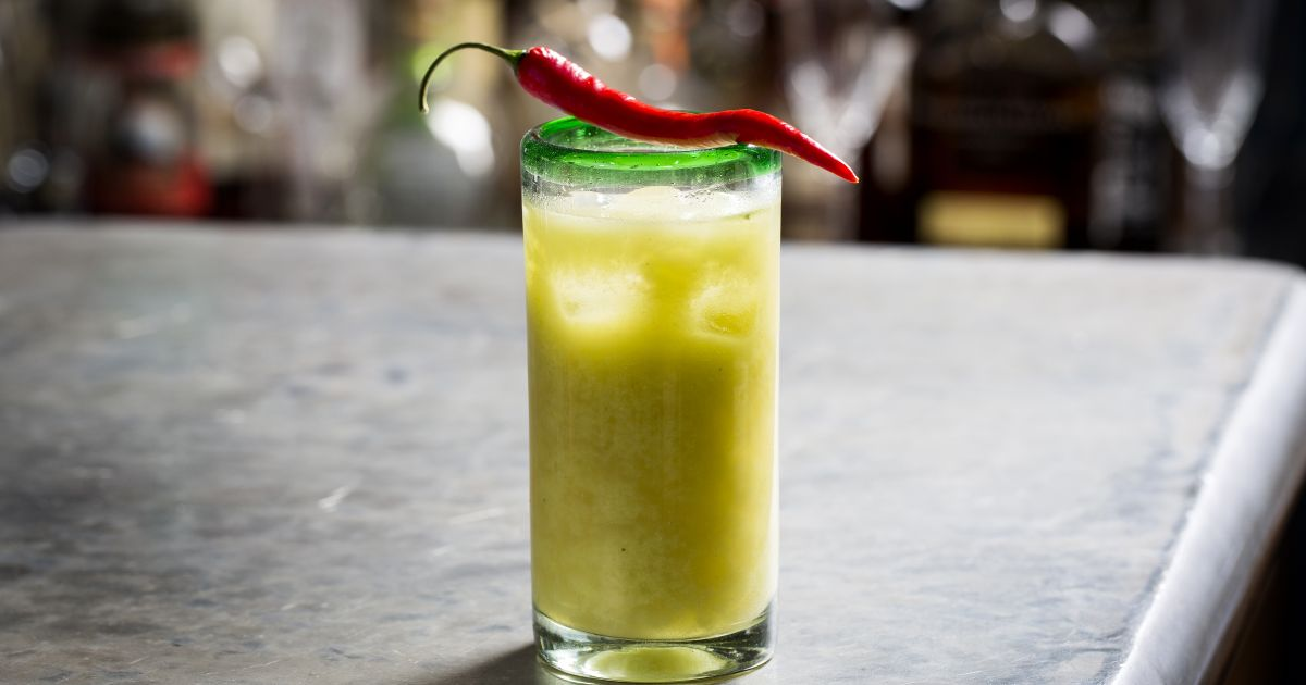 Avocado Lovers Need To Try This Guacamole Cocktail photo