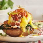Portobello Eggs Benedict photo