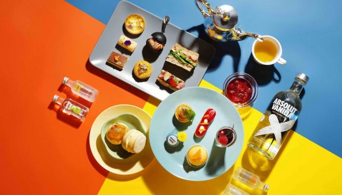 Vodka-infused Afternoon Tea Set Packs A Punch At Conrad Hotel Hong Kong photo