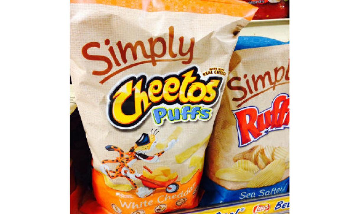 Cheetos-themed Menu On Offer At New York Pop-up Restaurant photo