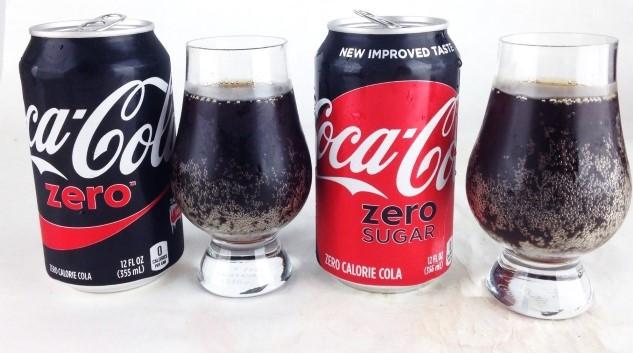 Coke Zero Vs. Coke Zero Sugar: An Official Paste Taste Test photo