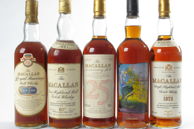 Are Your Old Bottles Of Whisky Worth Thousands Of Pounds? photo