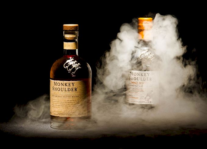 Smokey Monkey Shoulder Gets Bar Exclusive photo