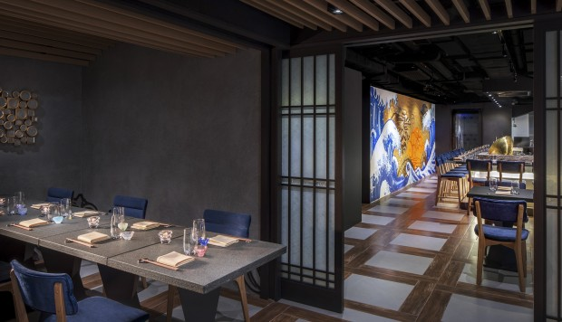 Newly Opened Tempura Taki In Central ? Artful Tempura Omakase photo