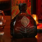 This is the creepiest bottle of Tequila ever photo