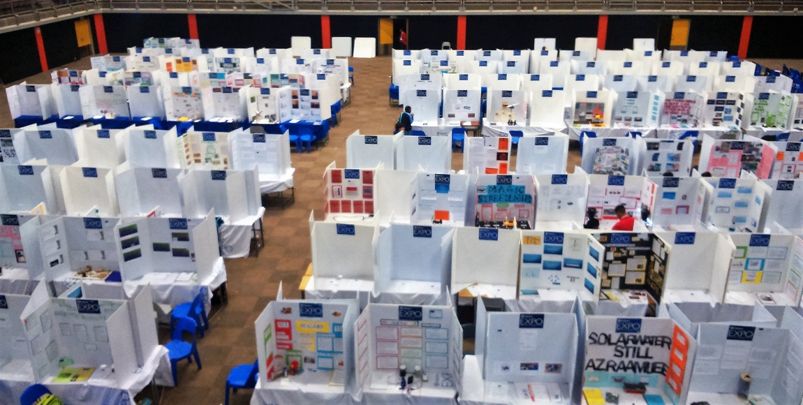 Eskom Expo For Young Scientists Showcases Sa's Bright Future In Stem photo