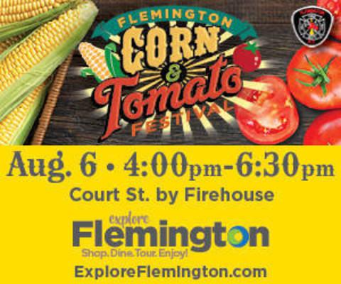 Flemington's Corn & Tomato Fest Is Sunday photo