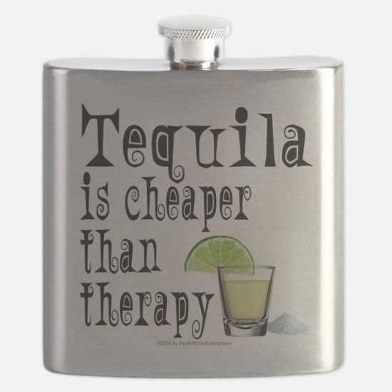 flask e1501586328778 3 Gifts for the Tequila Lover in Your Life