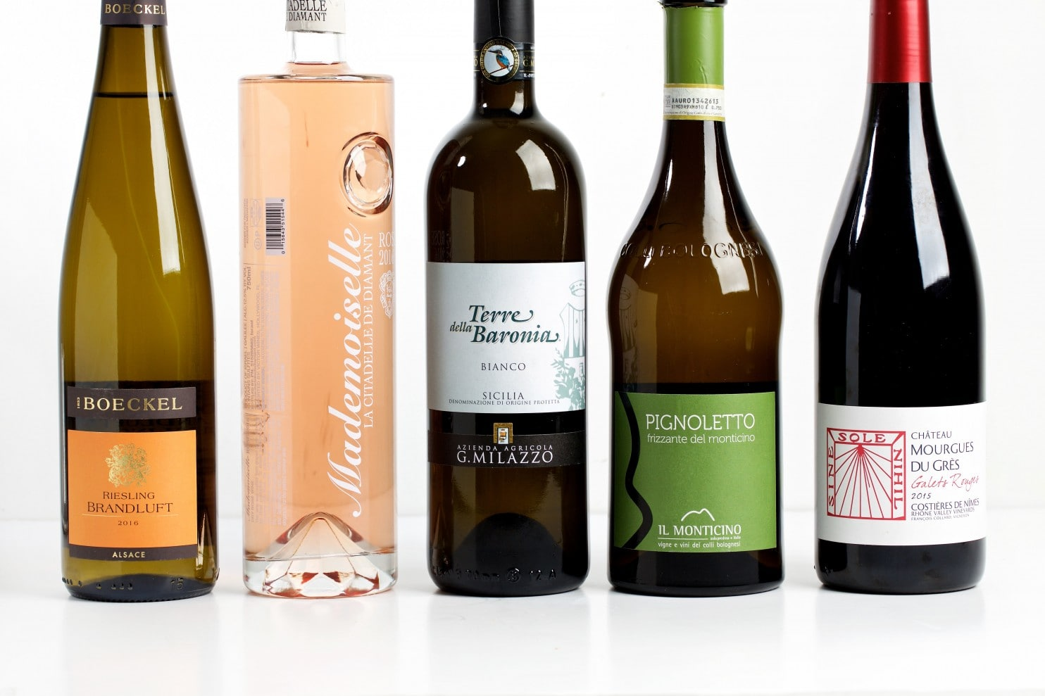 5 Wines To Try: Scintillating, Electric, Lovely, Sparkling, Tasty photo