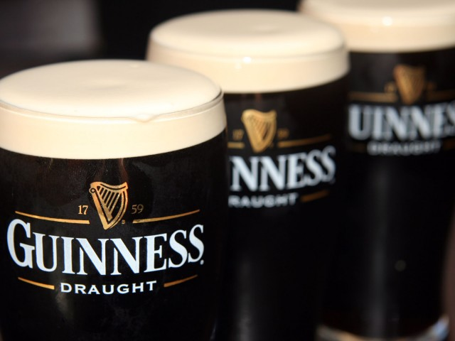 Ab Inbev To Distribute Guinness In China photo