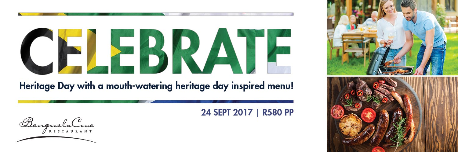 Celebrate Heritage Day with a mouth-watering heritage inspired menu at Benguela Cove photo