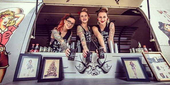 How Tattoos And Motorcycles Helped Sailor Jerry's Become The Second Biggest Spiced Rum Brand In The World photo