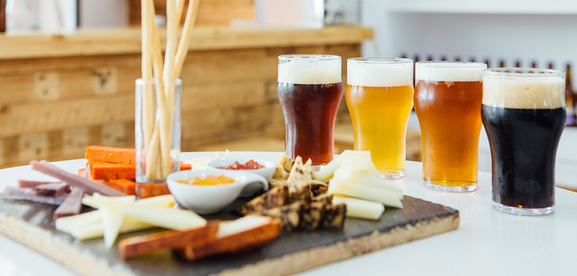 Beer And Food Matching: Time To Mix It Up photo
