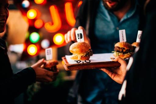 Food News: Burger Bash At Box In Bray photo