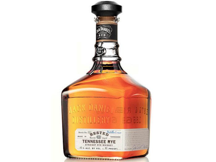 Whiskey Review: Jack Daniel's Rested Tennessee Rye Whiskey photo