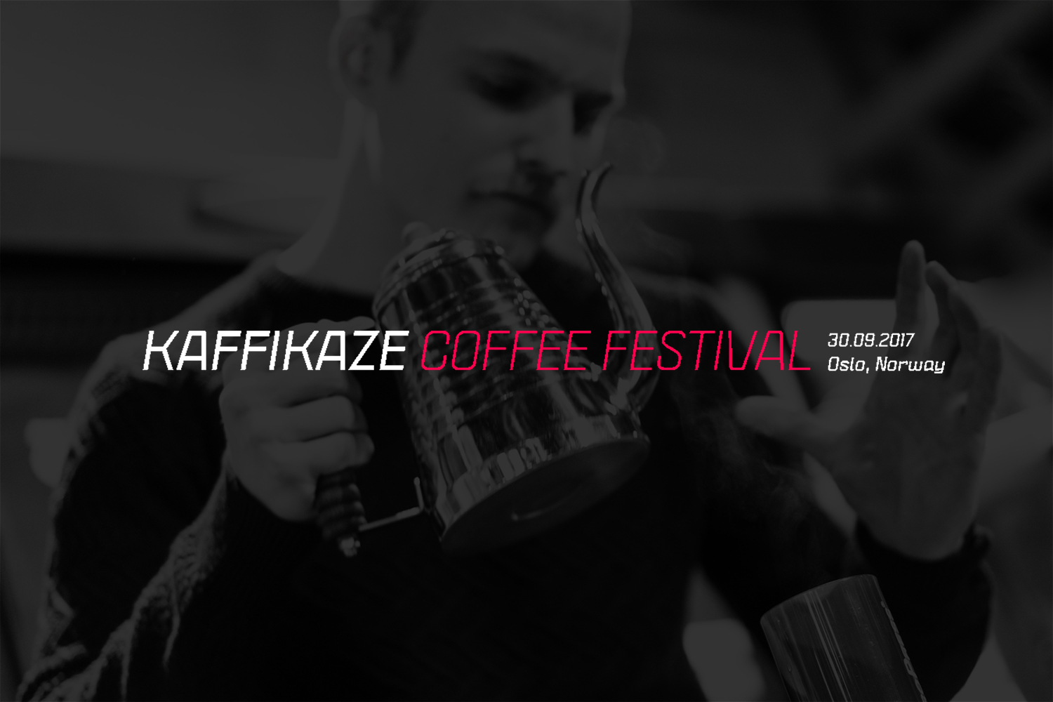 The Kaffikaze Coffee Festival Is Coming To Oslo, Norway photo