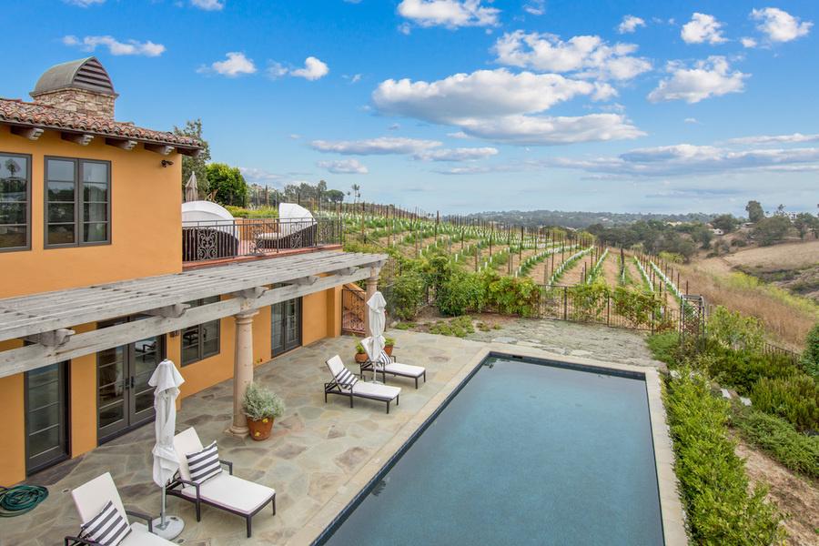 Cointreau, Rémy Martin Kin Selling $12.5 Million Malibu Vineyard photo