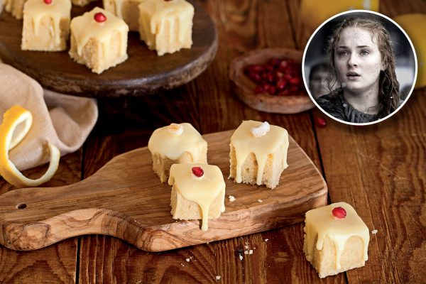 Try this Game of Thrones recipe for Sansa's favorite lemon cakes photo