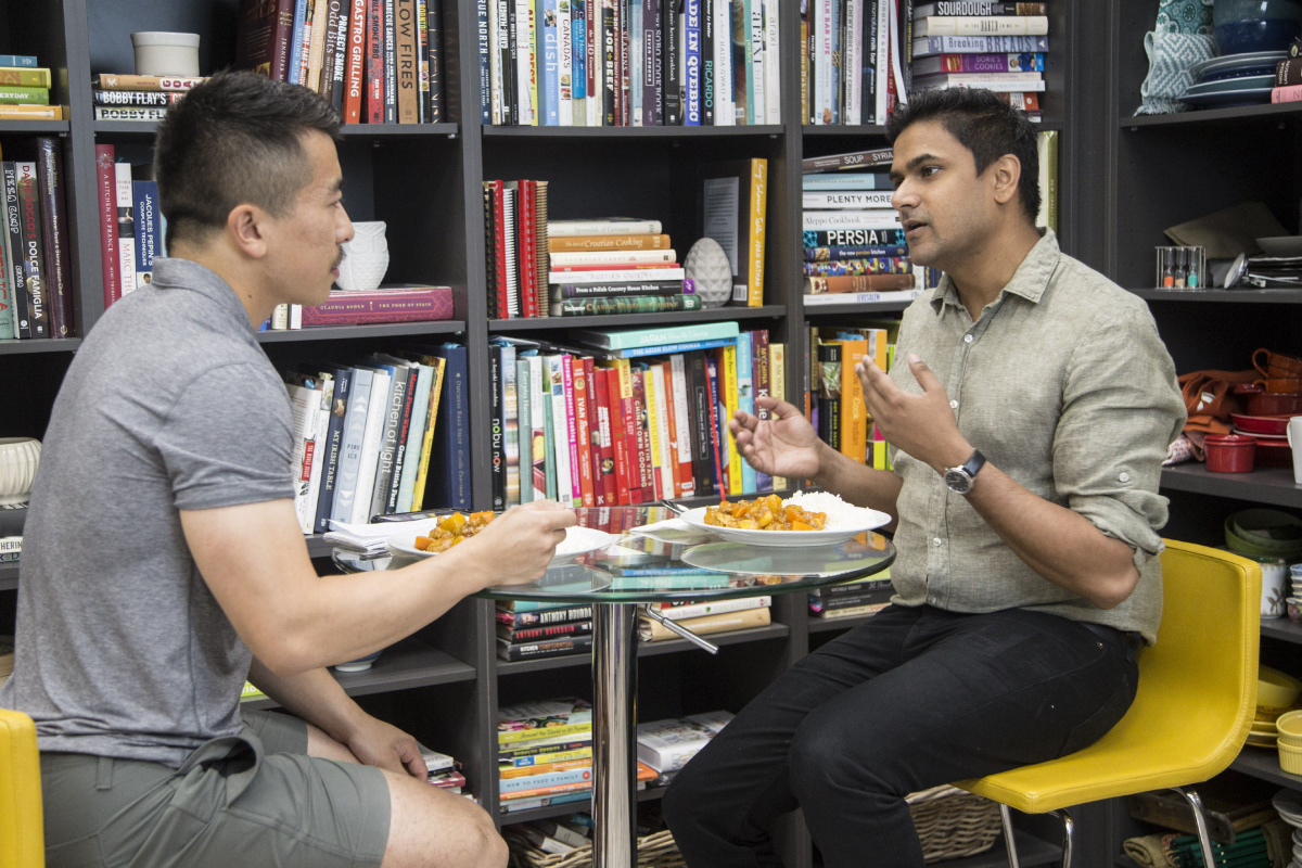 Author Naben Ruthnum Talks How Curry Became Synonymous With Indian Identity photo