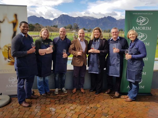 Amorim Cap Classique Competition Entrants Shows their Class at 2017 Judging photo