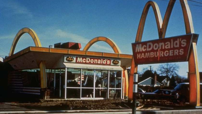 Mcdonald's Fetes Anniversary With Burger Bargain photo