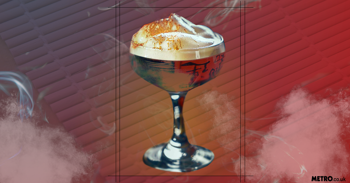 Australian bar creates the first totally clear Espresso Martini in the world photo