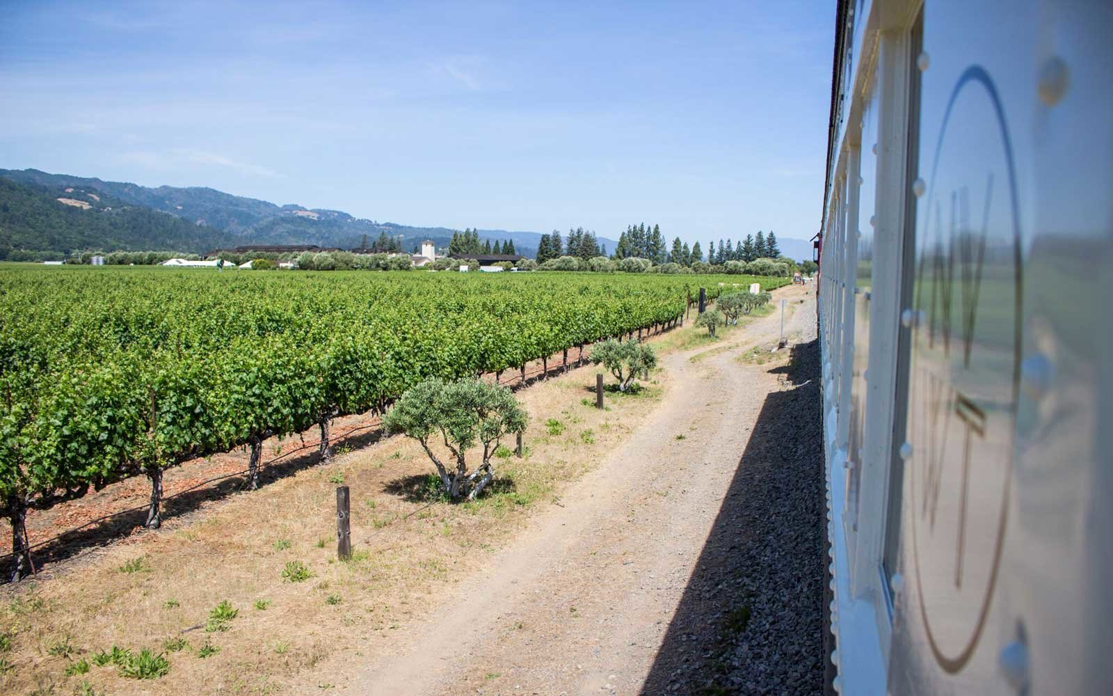 The Napa Valley Wine Train Might Be The Best Day Trip Ever photo