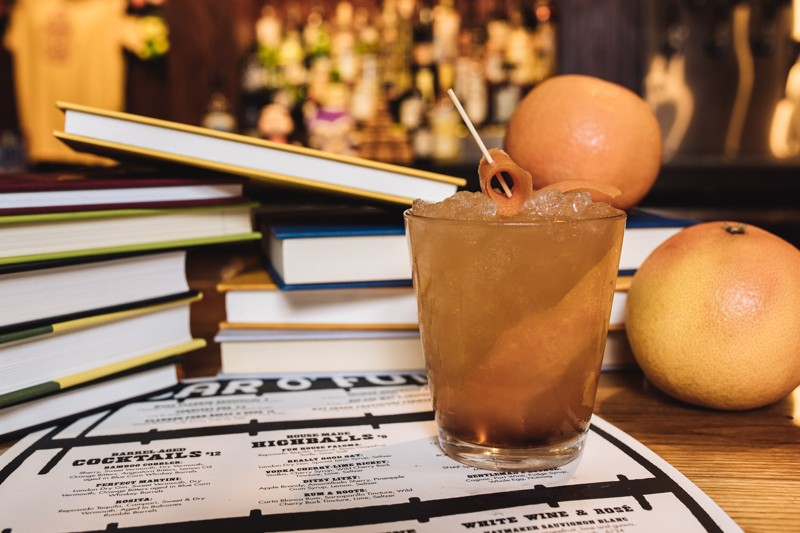 Literary Libations Week Returns To Austin Bars With Book-themed Drinks photo