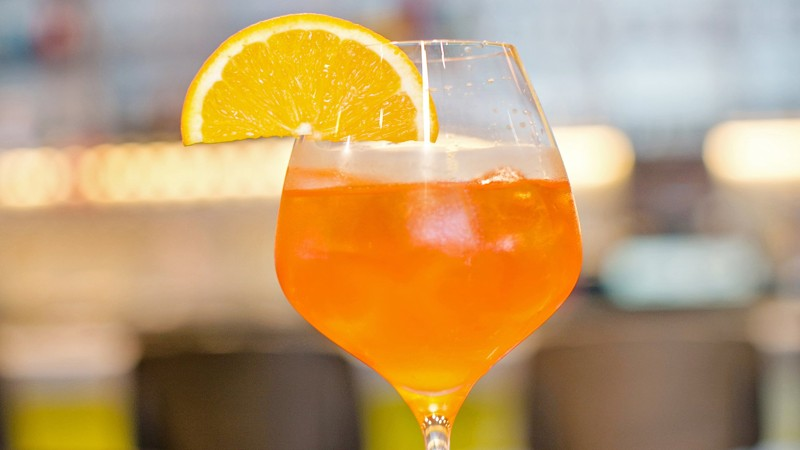 Spritz, Please: This Low-alcohol Cocktail Is The New Drink Of Summer photo