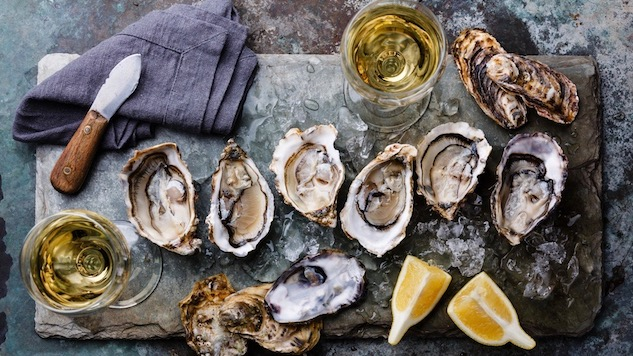 National Oyster Day Drinks photo