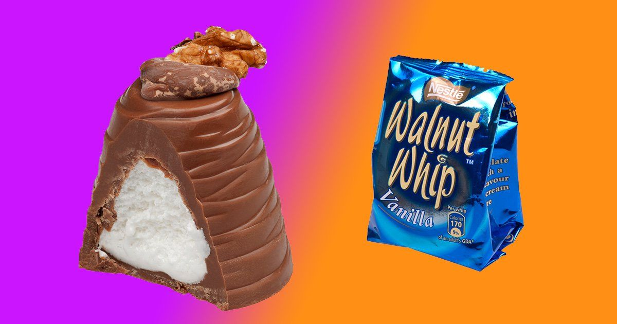 Walnut Whips Will No Longer Have Walnuts On Top photo