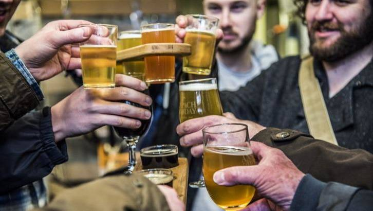 Welcome To Beermondsey: Craft Breweries By The Mile photo