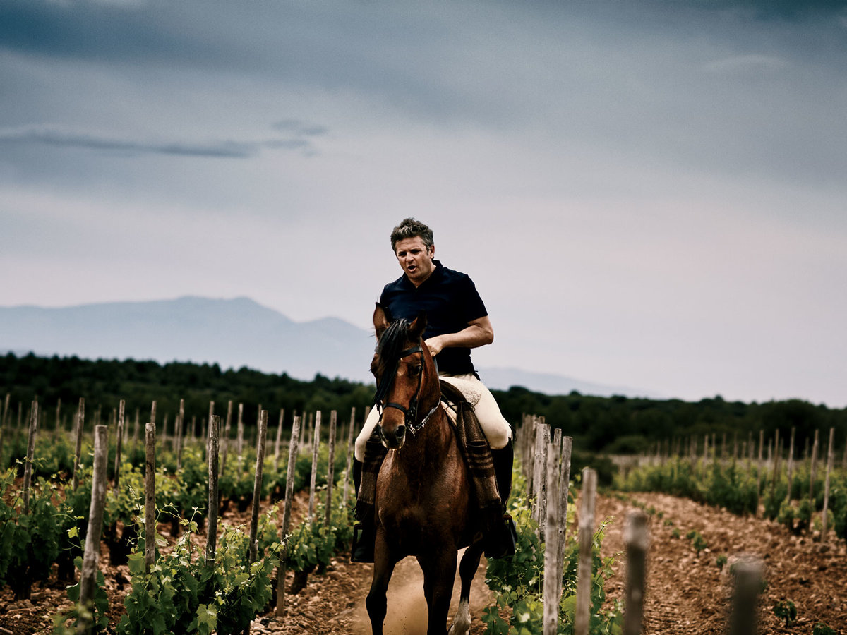 Reimagining Rioja With Spain's Most Famous Winemaker photo