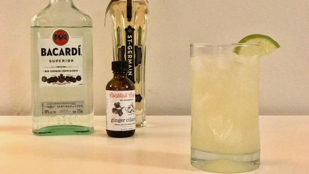 One Killer Rum Cocktail For Summer photo