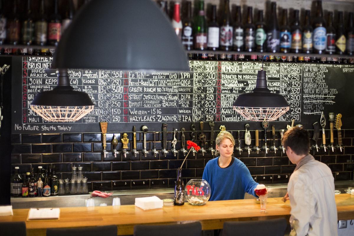 Craft Beer Craze Fills Void In Russia photo