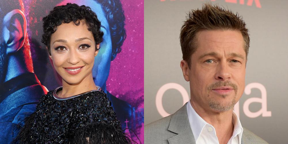 Ruth Negga Joins Brad Pitt In ?ad Astra? photo