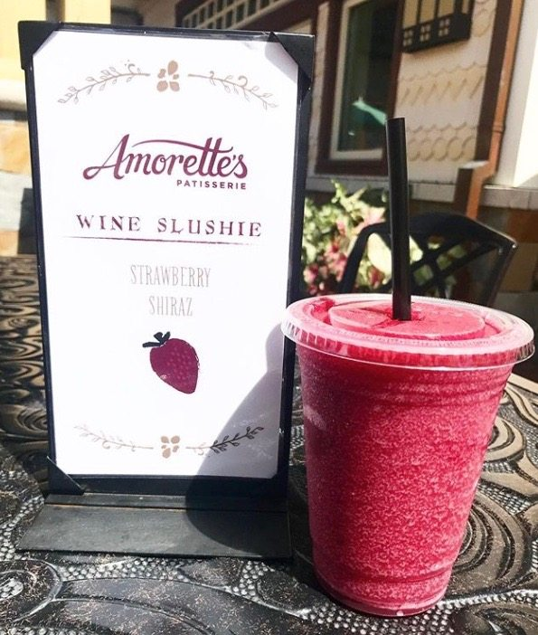Disney World is now selling wine slushies to adults photo