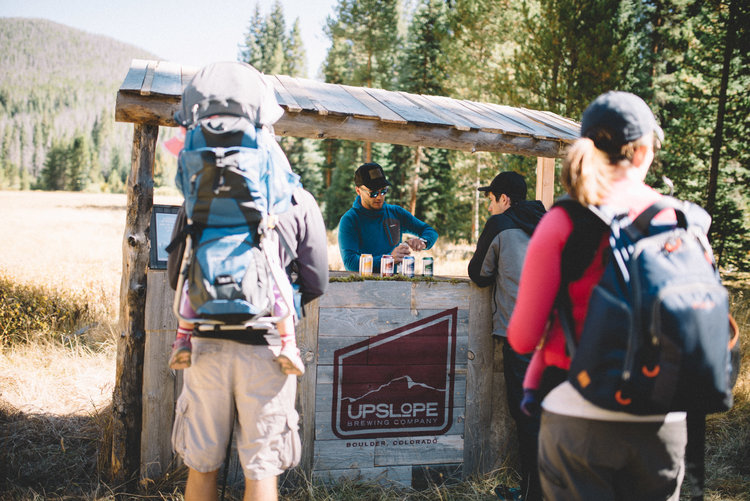 To Get This Special Colorado Beer, You Gotta Take A Hike! photo