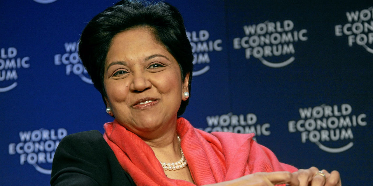 When Pepsi Ceo Indra Nooyi Got Her Pivotal Promotion, Her Mother Cut Off The Announcement And Sent Her Out To Get Milk Instead photo