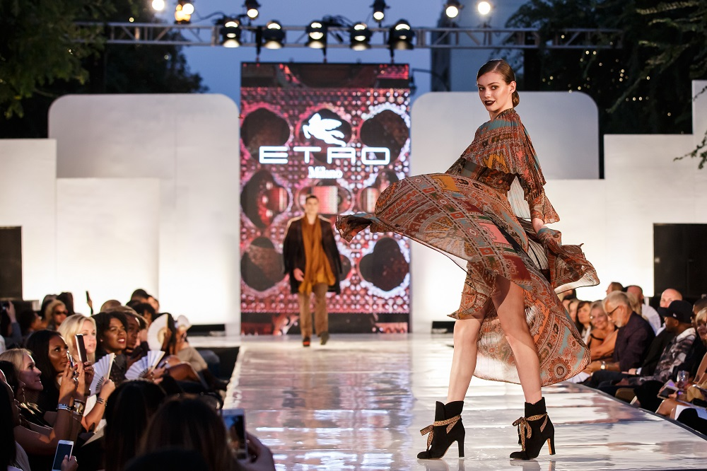 Fashion Show And Shopping Day At The Shops Buckhead Atlanta photo