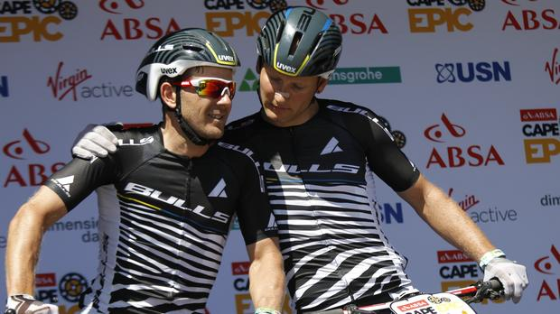 Five-time Champion Platt Pleased With New Cape Epic Route photo