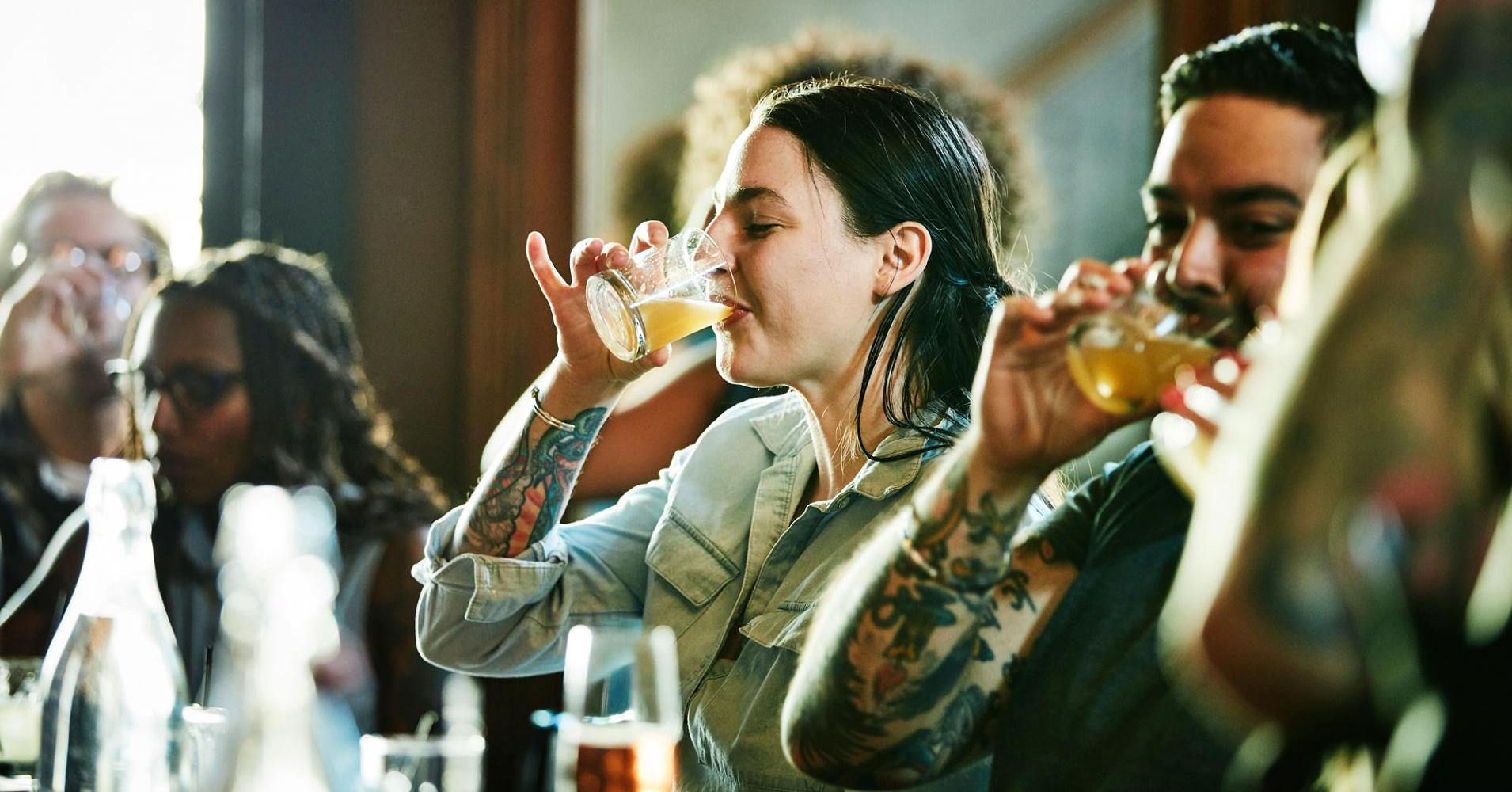 More Than Half Of Adults Drink To Cope With Day-to-day Life, Says Survey photo