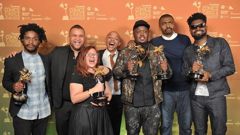Comedians Honoured At Seventh Annual Savanna Comics` Choice Awards photo