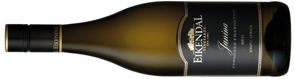 2016 Eikendal Janina Unwooded Chardonnay Small e1504187395547 There Is A South African Wine With Your Name On It