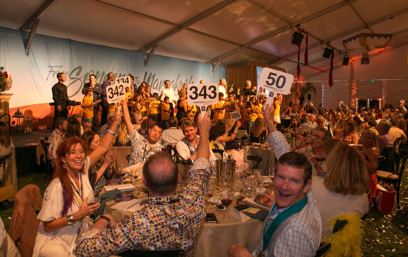 Sonoma County Wine Auction This Weekend photo