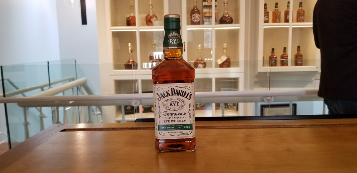Jack Daniel's Tennessee Rye Is It's First New Recipe Since Prohibition photo