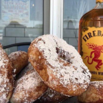 Fireball, The Unofficial Beverage Of Regret, Is Now Available In Bagel Form photo