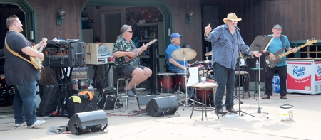 Ely's Jack Daniels Band Returns After 40 Years photo