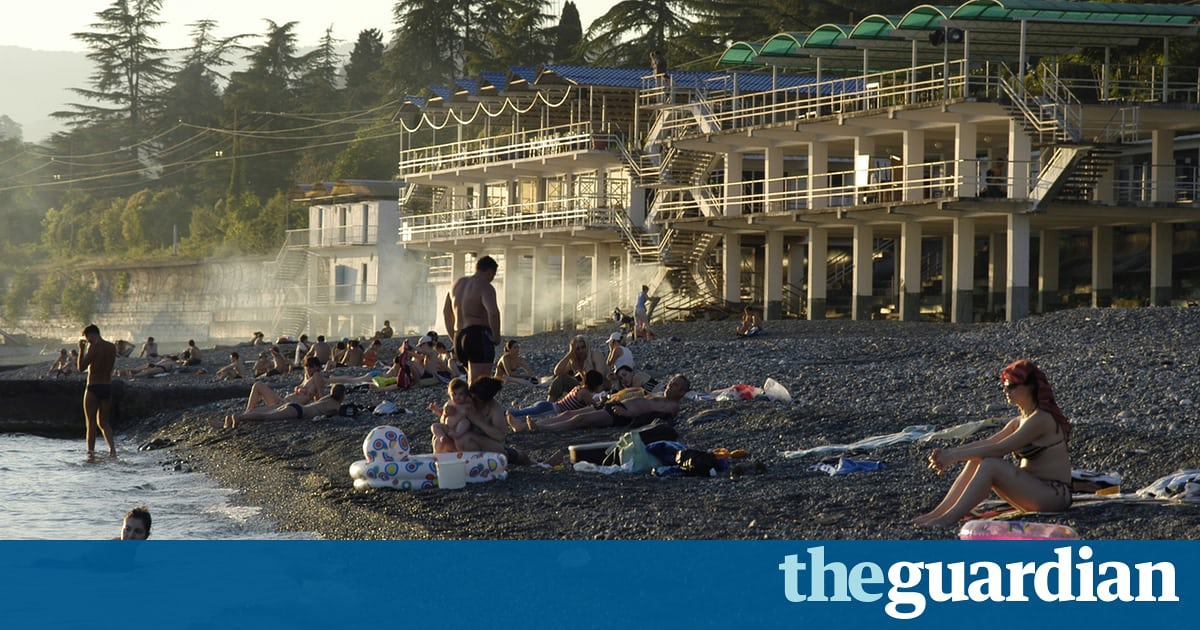 Sukhumi In The Spotlight: Hope Amid The Ruins Of A Pro-russian Breakaway State photo