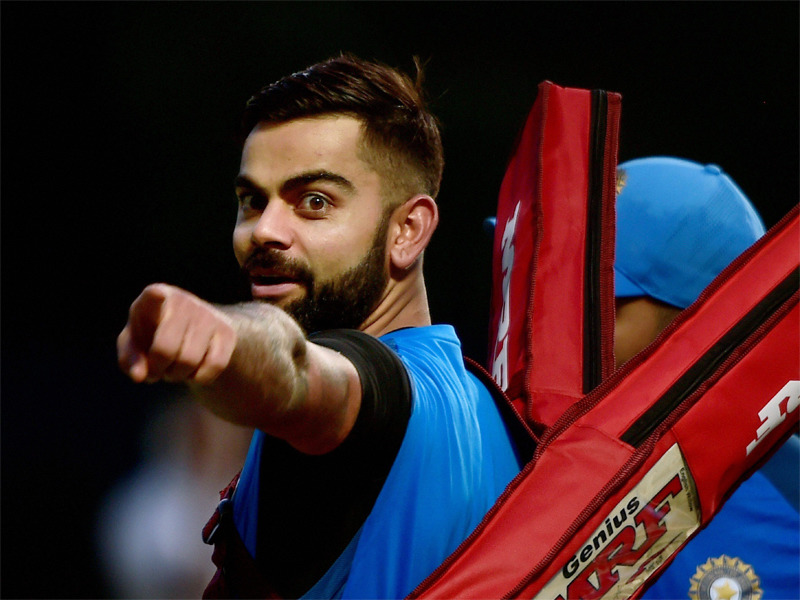 To Practice What He Preaches, Kohli Drops Pepsi, Fairness Products photo